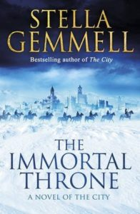 The Immortal Throne by Stella Gemmell