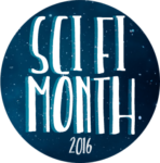 Sci Fi Month 2016 Graphic