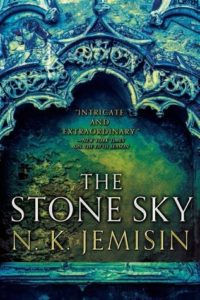 The Stone Sky by N. K. Jemisin