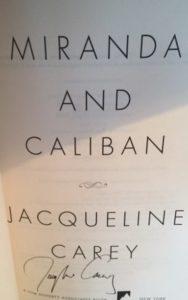 Jacqueline Carey's Signature