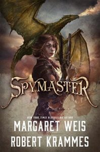 Spymaster by Margaret Weis and Robert Krammes