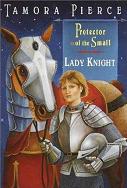 Lady Knight by Tamora Pierce
