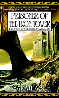 Prisoner of the Iron Tower by Sarah Ash