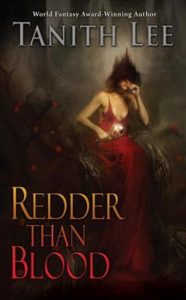 Redder Than Blood by Tanith Lee