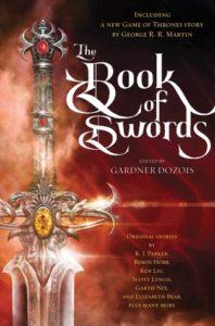 The Book of Swords edited by Gardner Dozois