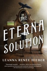 The Eterna Solution by Leanna Renee Hieber