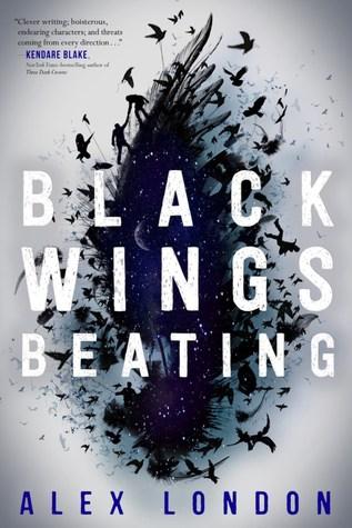 Black Wings Beating by Alex London