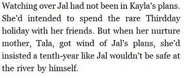 Excerpt from Tankborn by Karen Sandler