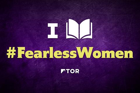 #FearlessWomen Banner