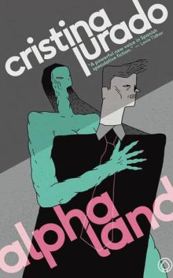 Alphaland by Cristina Jurado Cover