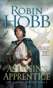 Assassins Apprentice, Farseer Trilogy Book One Cover