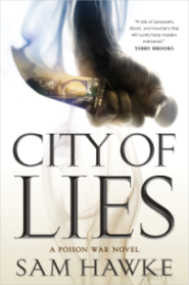 City of Lies Cover