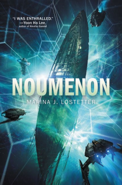 Noumenon by Marina J Lostetter Cover