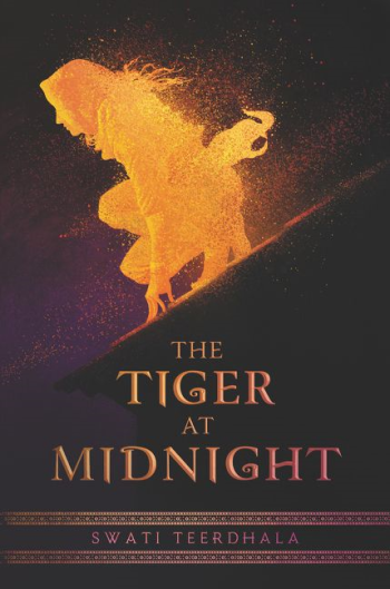 The Tiger at Midnight Cover