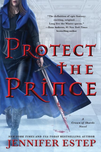 Protect the Prince - Jennifer Estep - Book Cover