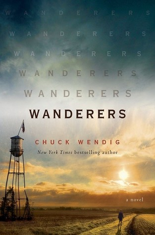 Wanderers - Chuck Wendig - Book Cover