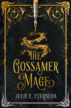 The Gossamer Mage Book Cover