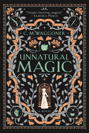 Unnatural Magic by C.M. Waggoner - Book Cover