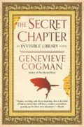 The Secret Chapter by Genevieve Cogman - Book Cover