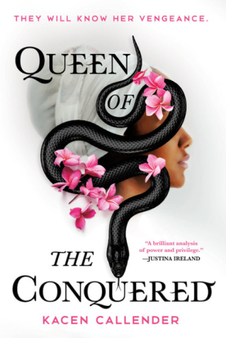 Queen of the Conquered by Kacen Callender - Book Cover