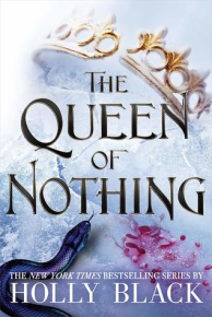 The Queen of Nothing by Holly Black - Book Cover