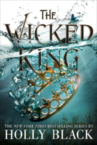 The Wicked King by Holly Black - Book Cover