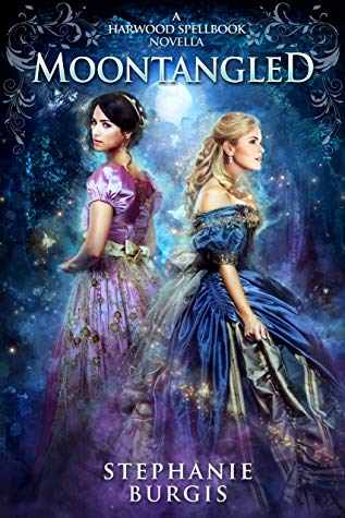 Moontangled by Stephanie Burgis - Book Cover