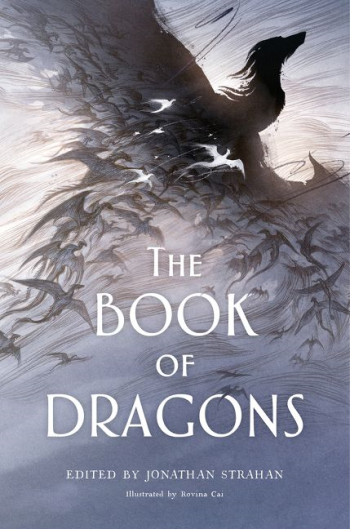 The Book of Dragons Anthology - Book Cover
