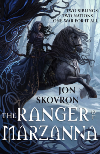 The Ranger of Marzanna by Jon Skovron - Book Cover