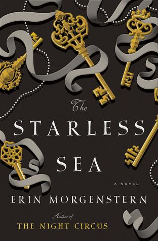 The Starless Sea by Erin Morgenstern - Book Cover