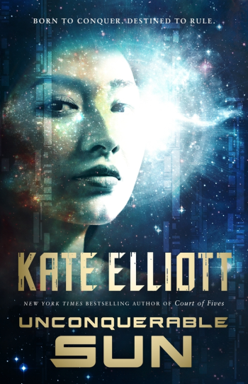 Unconquerable Sun by Kate Elliott - Book Cover