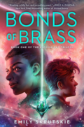 Bonds of Brass by Emily Skrutskie - Book Cover