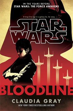 Bloodline by Claudia Gray Book Cover