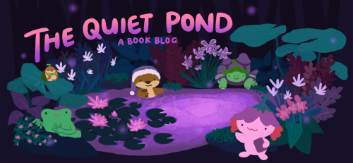 The Quiet Pond Blog Header