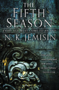 The Fifth Season by N. K. Jemisin Book Cover