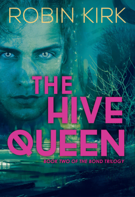 The Hive Queen by Robin Kirk Book Cover