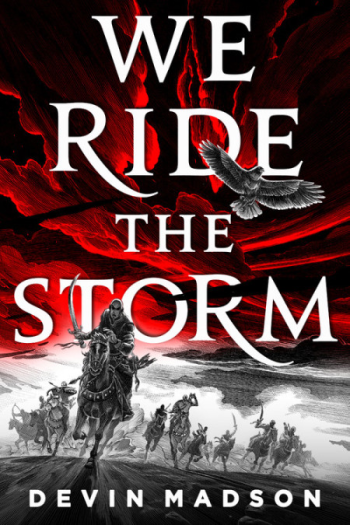 We Ride the Storm by Devin Madson Book Cover