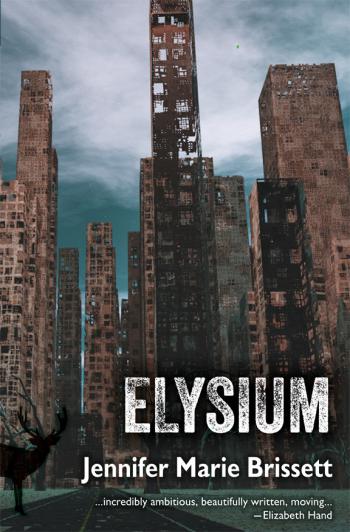 Elysium by Jennifer Marie Brissett Cover Image