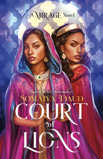 Court of Lions by Somaiya Daud - Cover Image