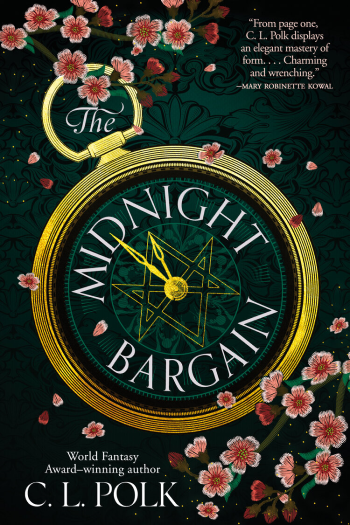 The Midnight Bargain by C. L. Polk - Cover Image