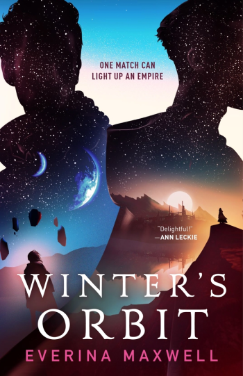 Winter's Orbit by Everina Maxwell - Cover Image