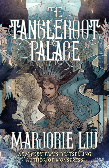 The Tangleroot Palace by Marjorie Liu - Cover Image