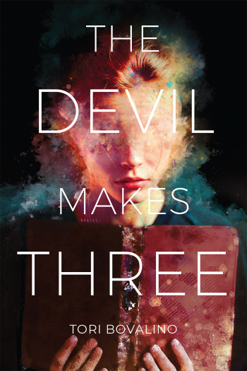 The Devil Makes Three by Tori Bovalino - Book Cover
