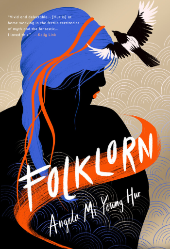 Folklorn by Angela Mi Young Hur - Book Cover