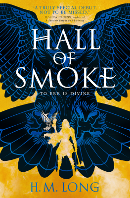 Hall of Smoke by H. M. Long - Book Cover