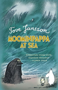 Moominpappa at Sea by Tove Jansson - Book Cover