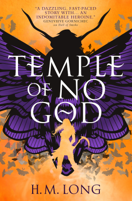 Temple of No God by H. M. Long - Book Cover
