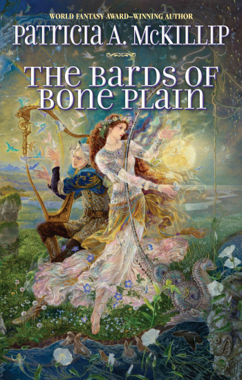 The Bards of Bone Plain by Patricia A. McKillip - Book Cover