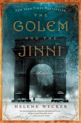 The Golem and the Jinni by Helene Wecker - Book Cover