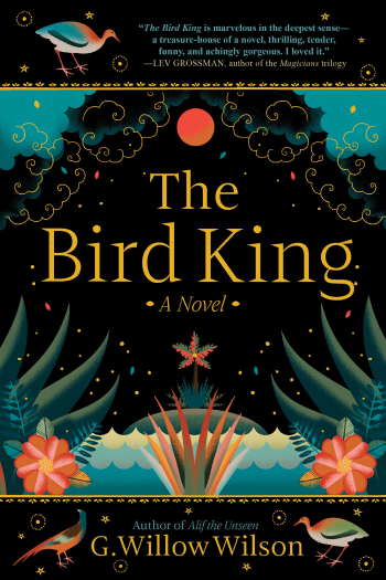 The Bird King by G. Willow Wilson - Book Cover